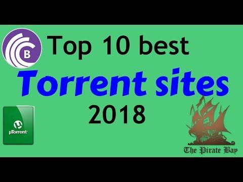 top 10 best torrent sites 2018