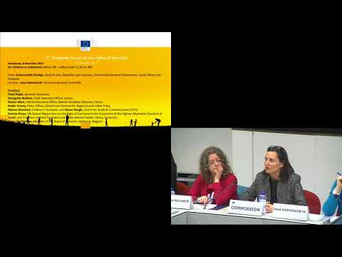11th European Forum on the rights of the child