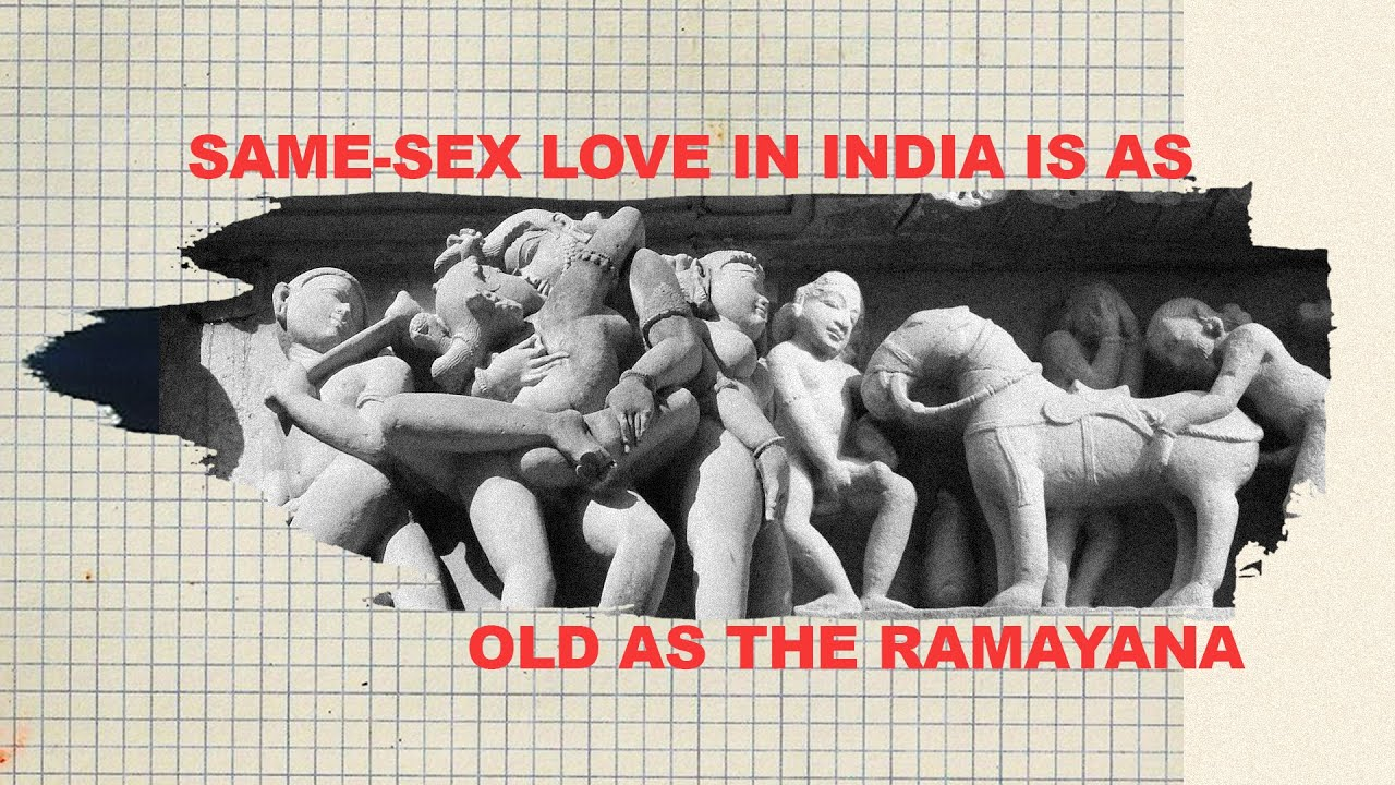 Download Same-sex love in India as old as Ramayana, till British law introduced Christian idea of immorality