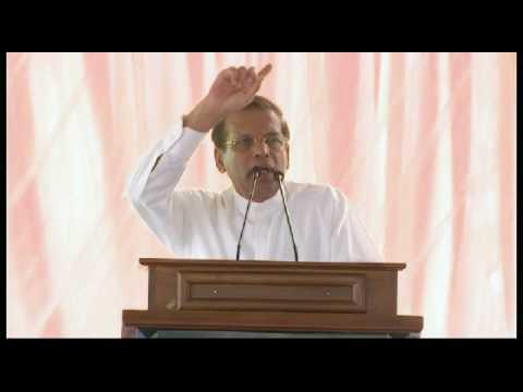 President Maithripala Sirisena  Speech - Ibbagamuwa Muslim School - 2017-07-26