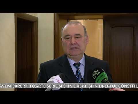Victor Stepaniuc președintele comisiei pentru consolidarea statalității și reîntregirea RM