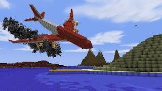 КРУШЕНИЕ САМОЛЕТА! ОСТРОВ С ЗОМБИ! ЗОМБИ АПОКАЛИПСИС В МАЙНКРАФТ! - (Minecraft - Сериал)