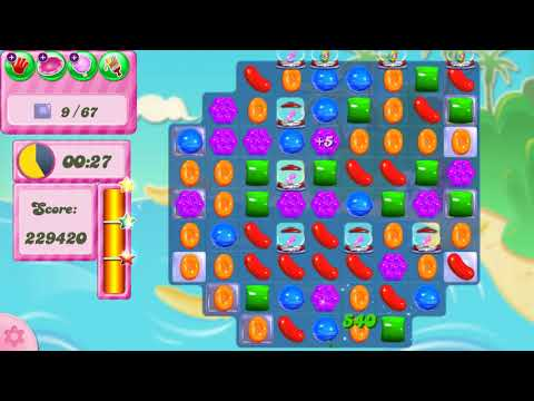 Candy Crush Saga Level 2932 NO BOOSTERS