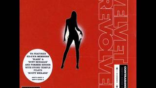 "Song from the Velvet Revolver first album ""Contraband"". Track List:..."