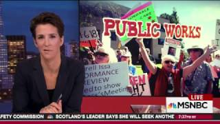 Maddow: 2018 Will Be the Fight of Dean Heller