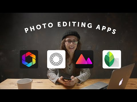 Taylor Shows You Her 4 Must Have Photo Editing Apps