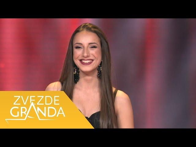 Nevena Markovic - Tvrdjava od ljubavi, S tobom bar.. - (live) - ZG 1 krug 16/17 - 15.10.16. EM 4