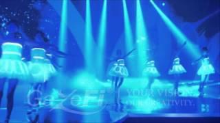 GazeFi Events Vietnam - Ballet LED dance performance