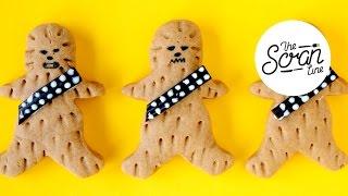 Star Wars Wookie Cookies, With Funfoods - The Scran Line