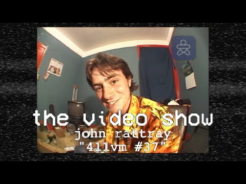 The Video Show | John Rattray | 411vm #37, Rookies | TransWorld Skateboarding | S1 E2