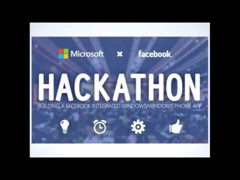 Microsoft Facebook Hackathon - Overview of Facebook Platform