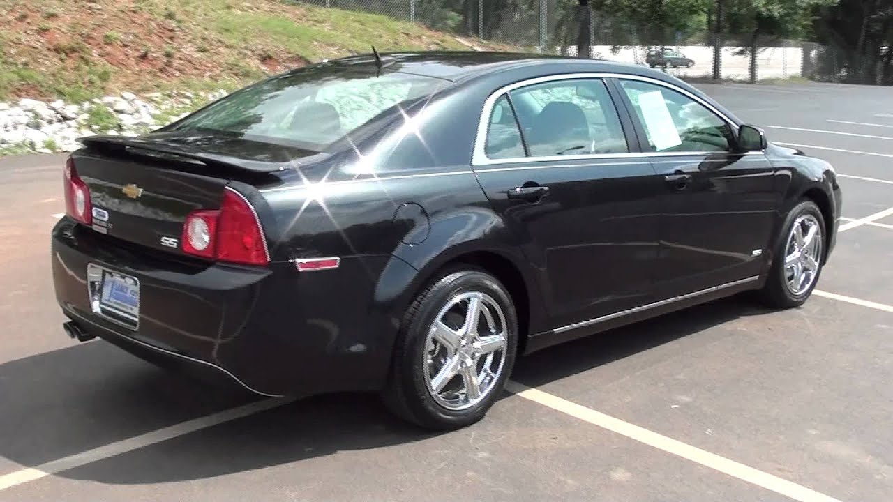 For Sale 2010 Chevrolet Malibu Ss Limited Remote Start