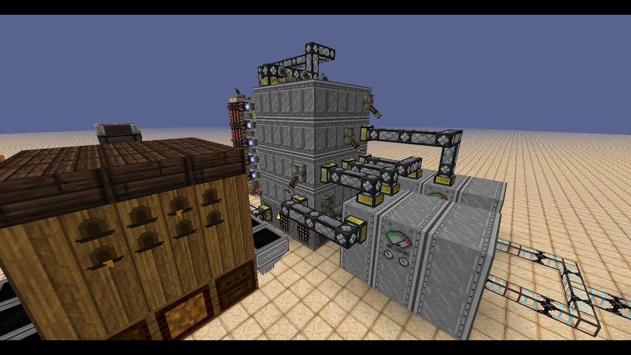 minecraft ftb steam boiler setup youtube