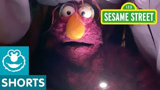 Sesame Street: Telly's Blanket Fort | #CaringForEachOther