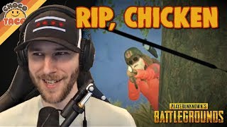 chocoTaco vs The Zone ft. Reid - chocoTaco PUBG Gameplay