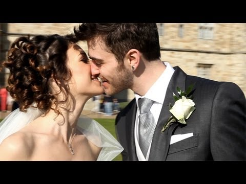 Lorenzo & Michelle (Carpente) Callori di Vignale Leeds Castle Wedding Highlights