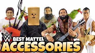 BEST WWE Action Figure Accessories From Mattel
