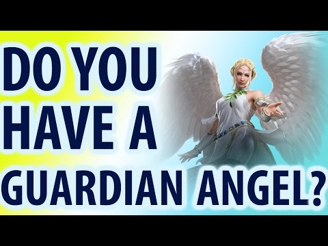 Do you have a GUARDIAN ANGEL?