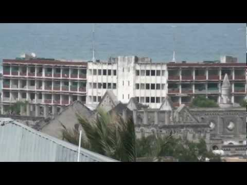 Destruction in Mogadishu - Clip 1