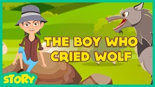 the boy who cried wolf kids story the boy and the wolf ii kids stories about lying