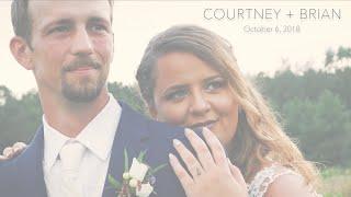 Courtney + Brian