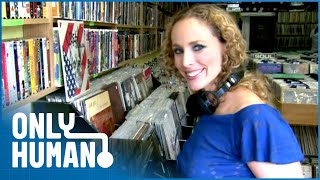 I Will Only Listen To Vintage Records | Collector Showdown | Only Human