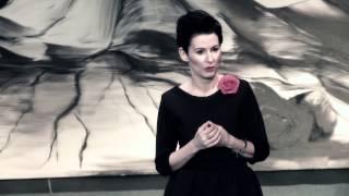 Jak rodzi się kobiecość i jak tę kobiecość można pięknie karmić: Monika Butryn at TEDxCzwartekHill