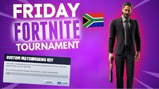 🔴Friday Fortnite ZA || Code dewald-black || !twitch!discord🔴