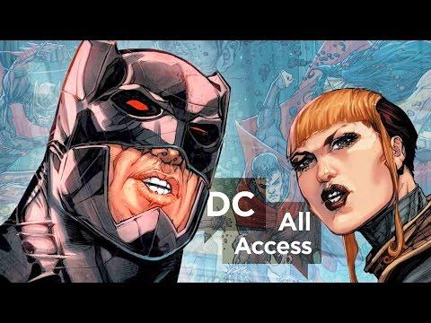 Justice League 3000 Unleashes a Female Flash