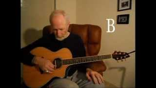 "CTRF Bob Hekker, ""I Love You Lord"" with words and chords"