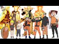 Naruto Characters: Uzumaki Naruto's Evolution video
