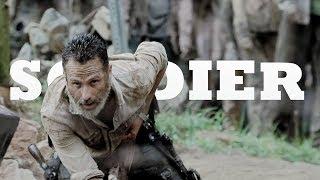 Rick Grimes    Soldier