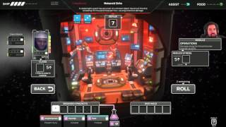Tharsis: A Game of Dice and Cannibalism!