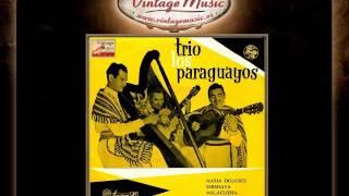 Trío Los Paraguayos -- María Dolores (Bolero) (VintageMusic.es)