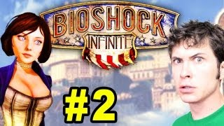 BioShock Infinite - BAPTISM - Part 2