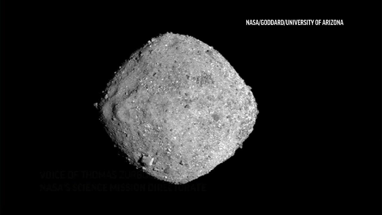 NASA prepares to touchdown on asteroid Bennu - Associated Press