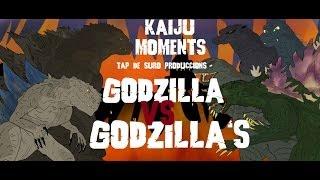 Godzilla vs Godzilla´s KAIJU MOMENTS # 06