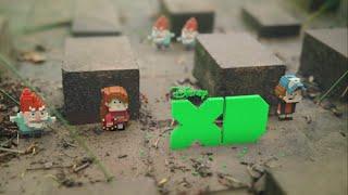 Gravity Falls - Voxels