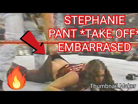 Download Stephanie Pant TakeOFF in Ring Embarrased,Stephanie McMahon Hot Segments,Stephanie Kisses,Hotel Room