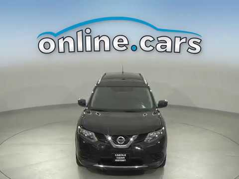 A15358QA Used 2016 Nissan Rogue Black SUV  Test Drive, Review, For Sale