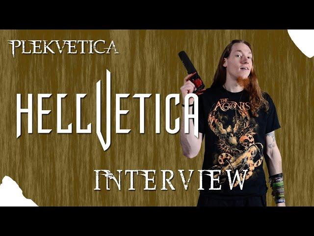 [ Interview ] Hellvetica | 05. Dezember 2015 | Death- / Thrash-Metal