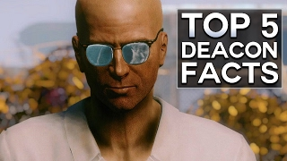 Fallout 4 - Top 5 Deacon Facts