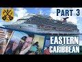 Carnival Horizon 2018 Eastern - Part 3: Sea Day, Lido Fun, Tea Time, Sunglasses, Cocoa - ParoDeeJay