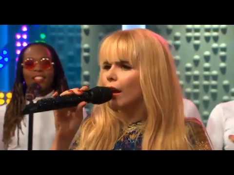 Paloma Faith - Cry Baby at Sunday Brunch (Live Acoustic)