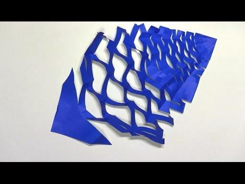 簡単折り紙★ スイカの折り方 ...