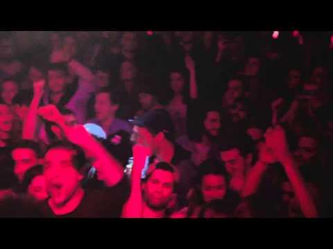 UNDERGROUND RESISTANCE presente D3 Live + DJ ROLANDO + KYLE HALL @ Electric - Paris