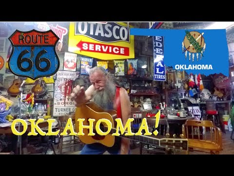 Oklahoma - A Crazy Unique Fun Place!