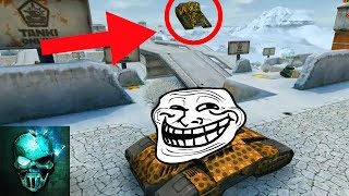 Try Not to Laugh Challenge!! Troll Montage #6 (funny video) - Tanki Online - Ghost Animator TO