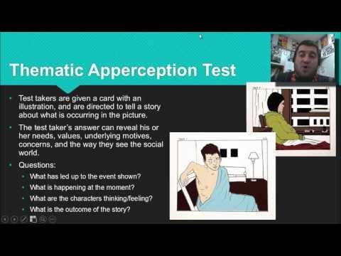 15: Psychological Testing