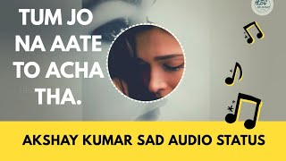 Tum Jo Na Ate To Acha Tha   Sad Ringtone   Audio Version   Humko Deewana Kar Gaye  